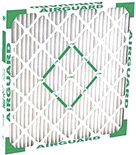Tjernlund DP16x25x2 AirGuard DP Max 20x20x1 Merv 8 Air Furnace Filters (Pack of 12)