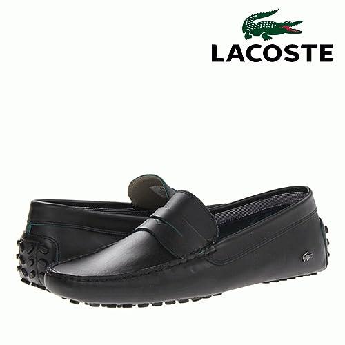 Lacoste - Mocasines para hombre negro negro, color negro, talla 40.5: Amazon.es: Zapatos y complementos