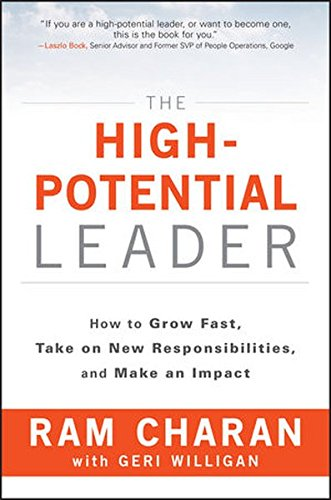 The High Potential Leader  How To Grow Fast  Take On New Responsibilities  And Make An Impact