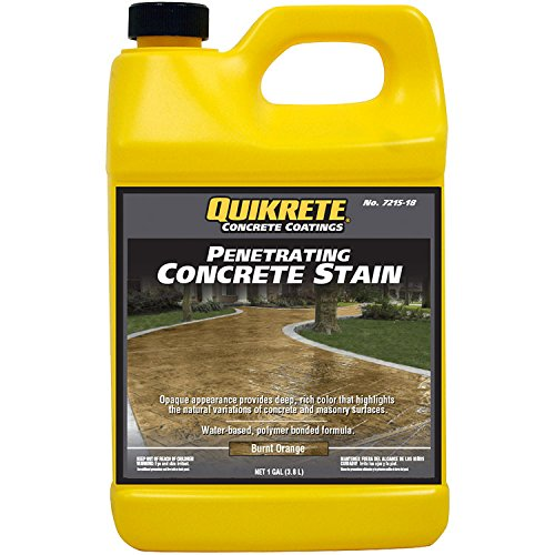 Quikrete Penetrating Concrete Burnt Orange gal - 2pack