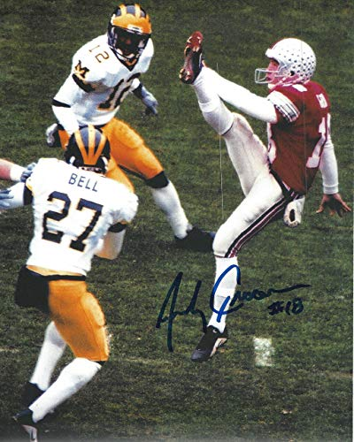 - Andy Groom OSU 8-2 8x10 Autographed Photo - Certified Authentic