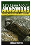 Anacondas: Amazing Pictures and Facts About Anacondas (Let's Learn About)