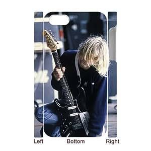 I-Cu-Le Diy hard Case Kurt Cobain customized 3D case For Iphone 4/4s