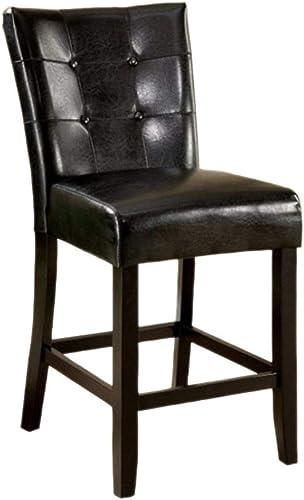 Venetian Worldwide Marion II 2-Piece Counter Height Dining Chairs Set
