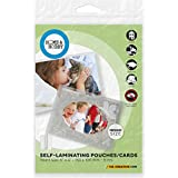 "Home & Hobby Self Laminating Pouches, 6"" X 4"", 3-Pack"