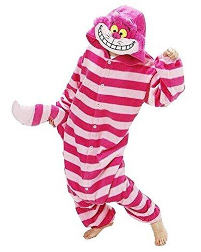 Mouse Lemur Costume (Animal Kigurumi Unicorn Cosplay Costume Pajamas Cheshire Cat XL (180-190CM))