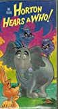 Horton Hears a Who [VHS]