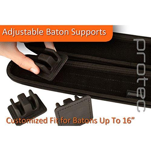 Pro Tec BC16 Protec Modular Double Baton Case by Pro Tec (Image #3)