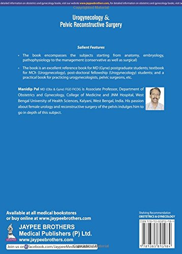 Buy Urogynecology & Pelvic Reconstructive Surgery Book Online at Low