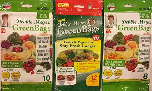 Green Bags For Vegetables - 3