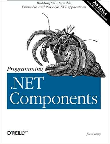 Programming .net Components: Design And Build .net Applications Using Component-oriented Programming Epub Descargar
