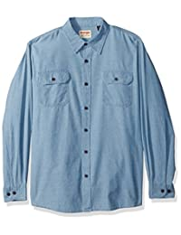 Wrangler Men's Authentics Long Sleeve Classic Woven Shirt