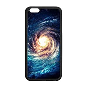 At-Baby Personalized Iphone 6 Phone Case Galaxy Pattern Iphone 6 Plus 5.5 inch Case Cover (Laser Technology)