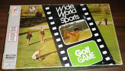 (Wide World of Sports Golf Game)