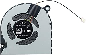 Replacement CPU Cooler Fan Compatible for Acer Aspire A515-51 A515-51G A515-51-3509-A A515-51-563W-A Series Laptop Cooling 13N1-01A0412 DFS541105FC0T FJMQ DC5V 0.5A by YDLan