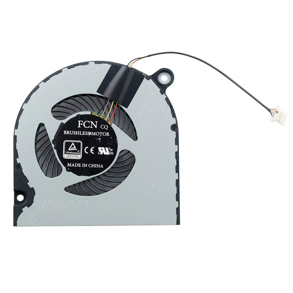 Cooler Para Acer Aspire A515-51 A515-51g A515-51-3509-a A515-51-563w-a Series 13n1-01a0412 Dfs541105fc0t Fjmq Dc5v 0.5a