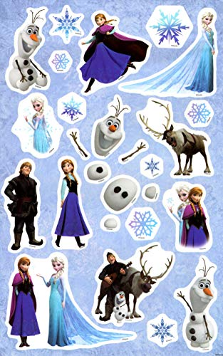 Disney Frozen Stickers Activity Set -- 400 Stickers, Activity Pages, Pop Out Characters and More (Frozen Party Supplies)