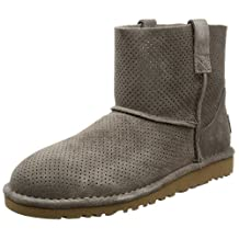 UGG Women's Classic Unlined Mini Perforated