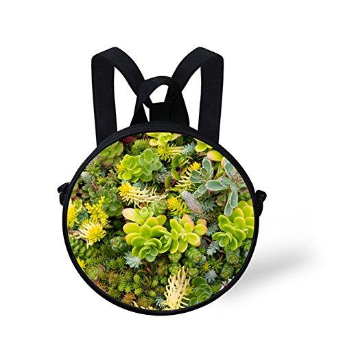 Cross Fashion Round Nyec0134i FancyPrint Bag body Circle Women for Bag Women Women for 4wqCACYxRO