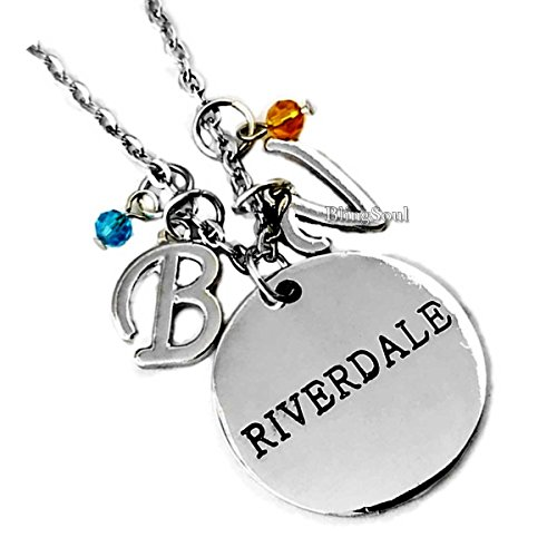 River Necklace Archie Andrews Merchandise - Jughead Betty Cooper Merchandise