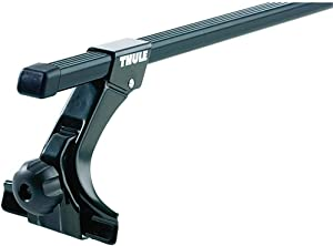 Thule Guttered Footpack 15cm for Cars with Rain Gutters