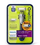 Philips Norelco OneBlade Face + Body Bonus Pack