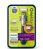 Philips Norelco OneBlade Face + Body Bonus Pack