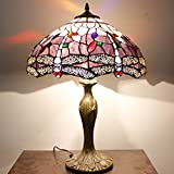 Orleans Dragonfly 16inch Tiffany Table Lamp