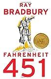 """""""Fahrenheit 451 - A Novel"""" av Ray Bradbury"""