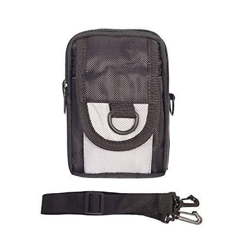 BUM Men's Sling Bag (Grey) - 9