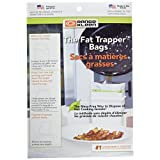 Range Kleen Fat Trapper Foil-Lined Replacement Bags, Pack of 5