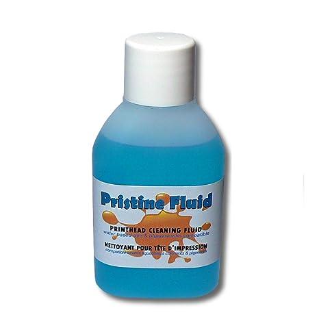 Producto de limpieza Pristine Fluid para impresora de inyección de ...