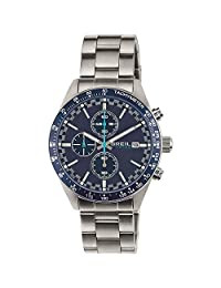 TRIBE Watch BY BREIL FAST Male Stainless steel Chronograph Blue - EW0323