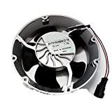 Tebuyus Replacement D1751S24B6CZ-16 DC 24V 1.8A For ACS510 ACS550 ABB Inverter Cooling Fan
