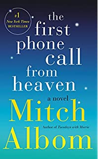 The Five People You Meet In Heaven Mitch Albom 9781401308582