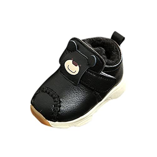 52bc18d94 Transer Unisex Baby Thick-Lining Warm Boots, Adorable Toddler Boys Girls  Winter Sneakers Shoes