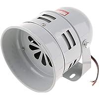 MagiDeal 24V Industrial 110dB Loud Security Sound Alarm Buzzer Siren Horn Speaker