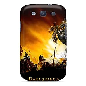 New Darksiders Tpu Skin Case Compatible With Galaxy S3