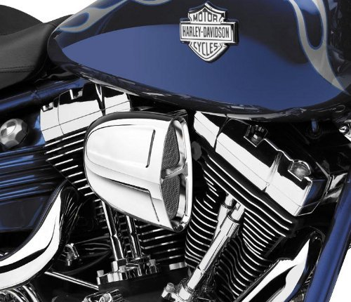 Cobra PowrFlo Air Cleaner System Chrome ()