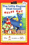 Little Engine That Could Helps Out, Watty Piper, 0448419734