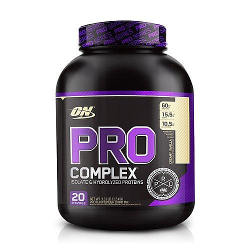 Complex Vanilla Optimum Nutrition Powder