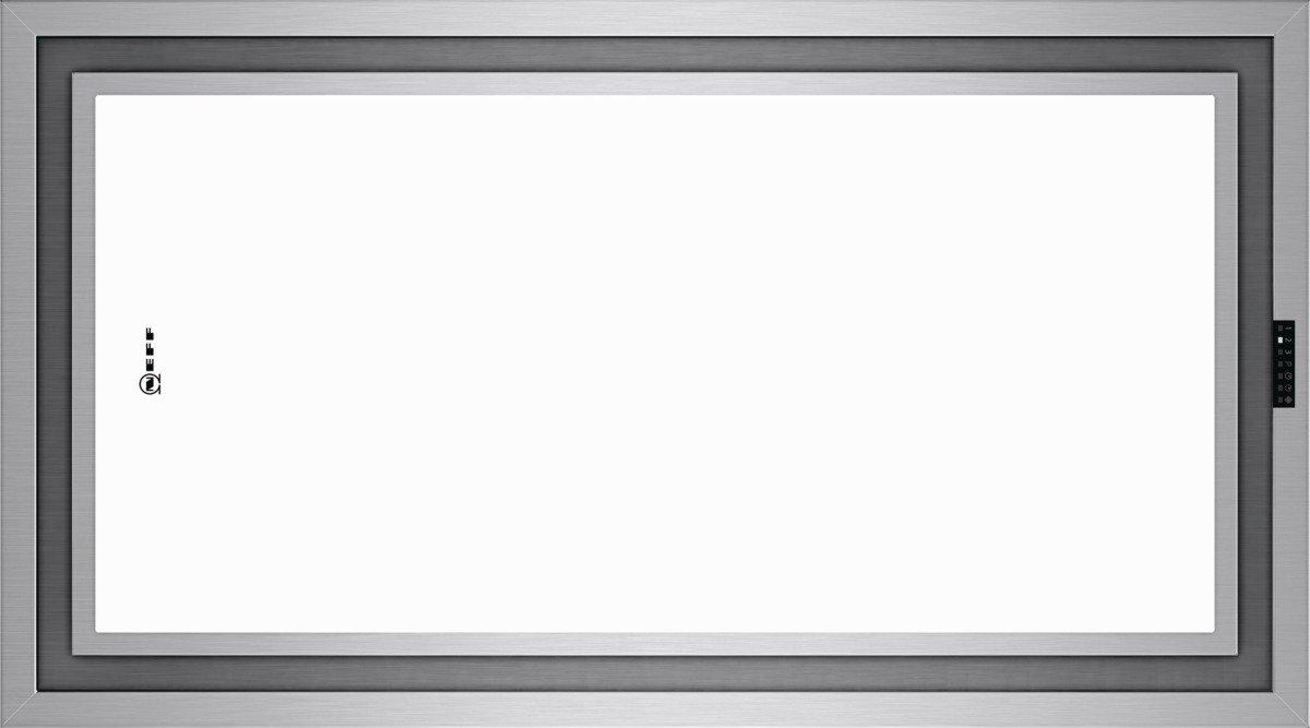 Neff ICM9967N (I99CM67N0) / Deckenlüfter / 90cm / Edelstahl/Wahlweise Abluft- oder Umluftbetrieb [Energieklasse A] ICM 9967 N