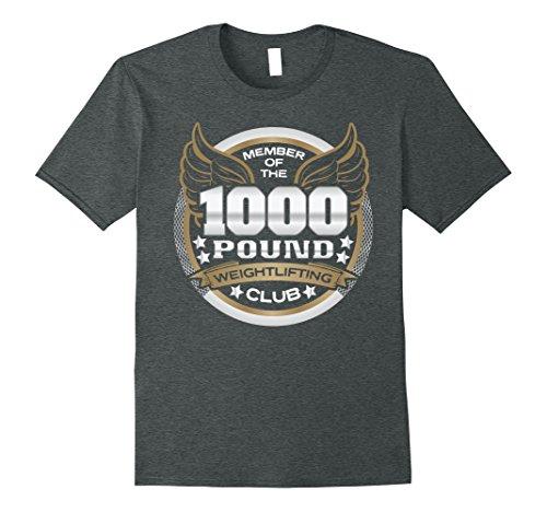 1000 lbs club - 2