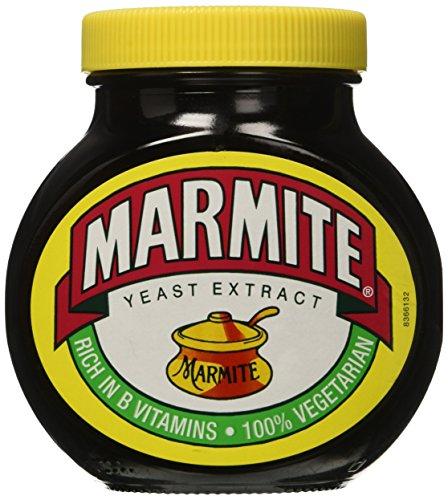 Marmite Yeast Extract (500g) - Pack of 2 (Chocolate 500g Cake)
