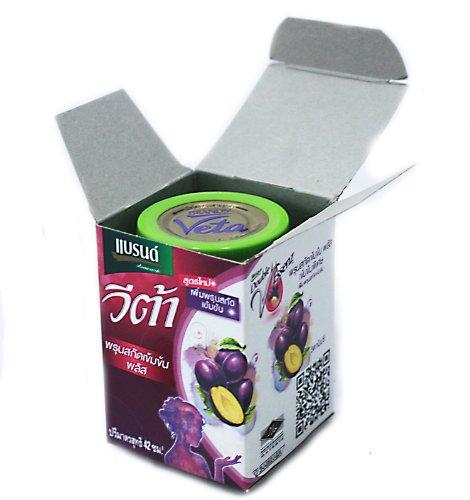 Health drink Brand's Veta Prune Essence Drink net wt 1.48 Oz or 42 ml.