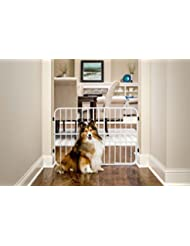 Carlson Metal Expandable Pet Gate, 26-42 inches wide, Pressur...