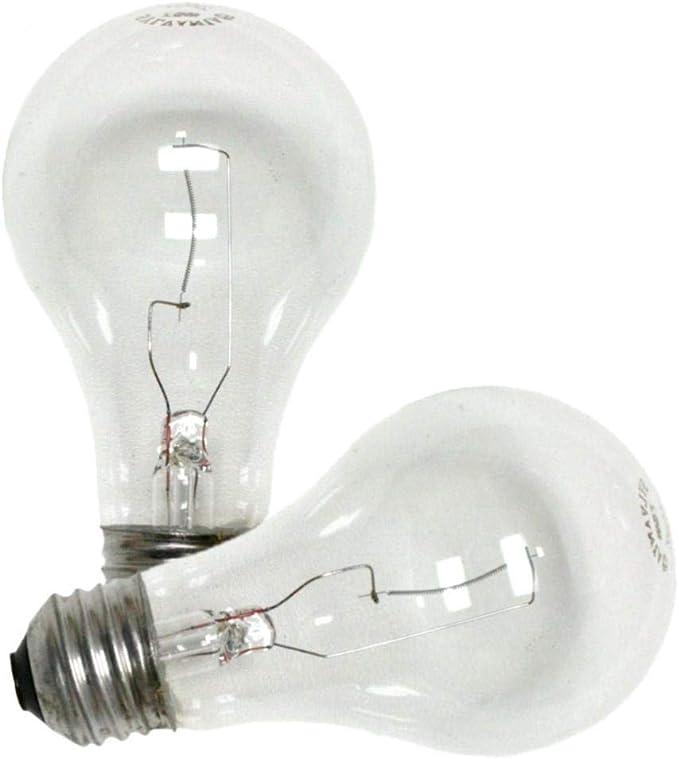 Sylvania 10683-25A//CL//RP 120V A19 Light Bulb