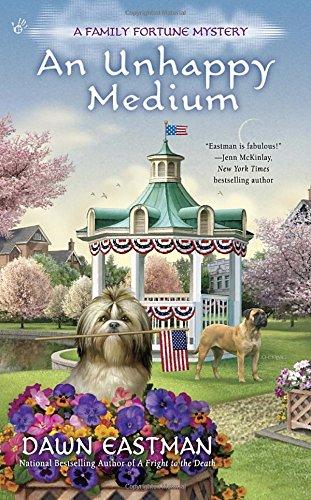 book cover of An Unhappy Medium