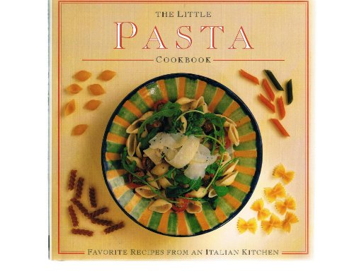 The Little Pasta Cookbook (The Little Cookbook Series) from Brand: Smithmark Pub