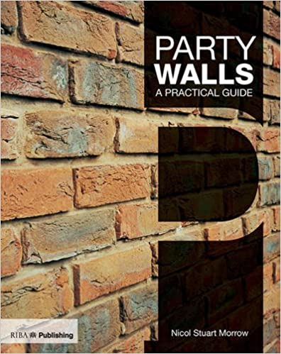 Book Party Walls: A Practical Guide